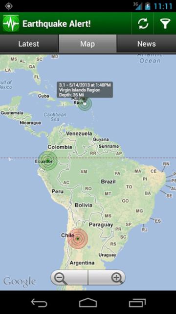 Earthquake Alert! screenshot 7