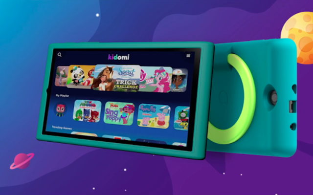 ALCATEL JOY TAB KIDS TMUSdemo screenshot 4