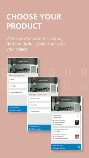 Jotun ColourDesign screenshot 4