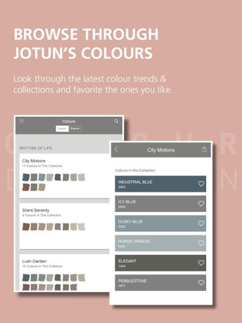 Jotun ColourDesign screenshot 7