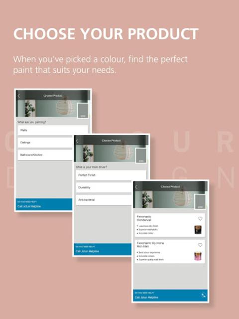 Jotun ColourDesign screenshot 9