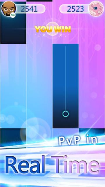 Piano White Go! - Piano Games Magic on Tiles screenshot 16