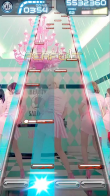 TapTube - Music Video Rhythm Game screenshot 3