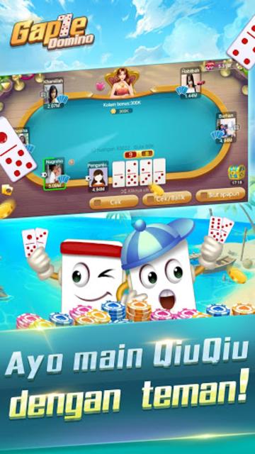 About Domino Gaple Qiuqiu 99 Free Joyoursgames Google Play Version Domino Google Play Apptopia