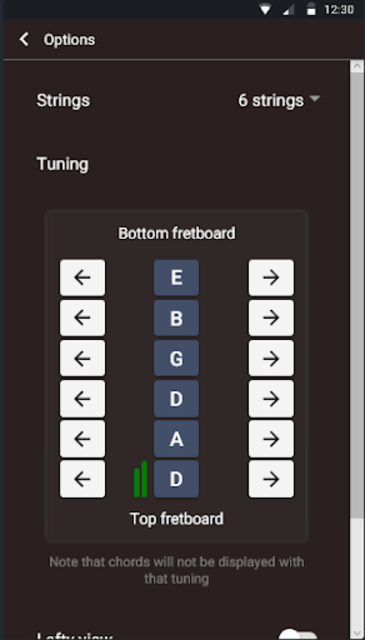 Guitar Chords and Scales screenshot 8