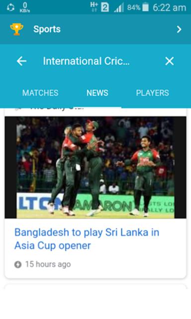 Live Cricket screenshot 8