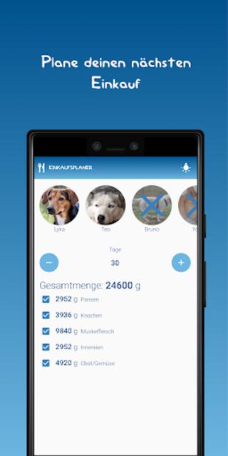 The BARF App screenshot 12