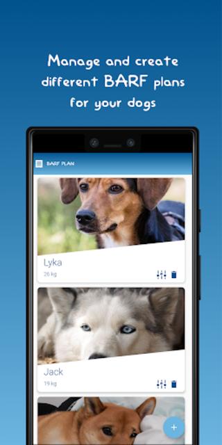 The BARF App screenshot 3