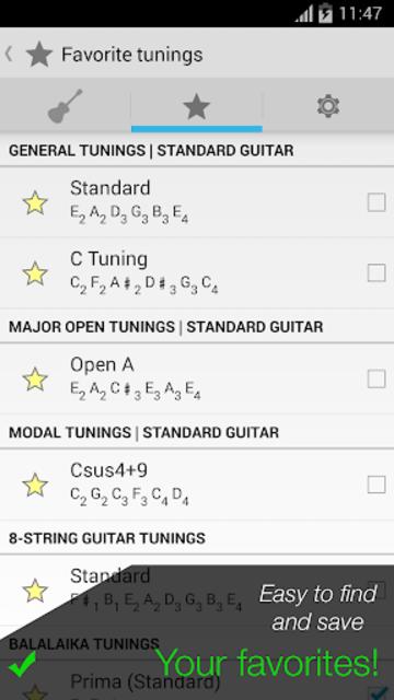Pro Guitar Tuner screenshot 4