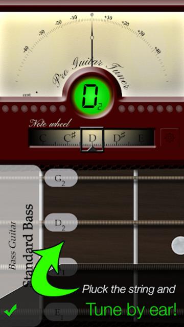 Pro Guitar Tuner screenshot 6