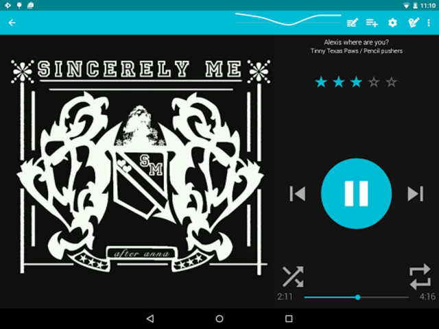Rocket Music Player screenshot 9