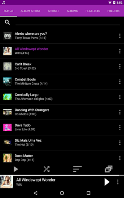 Rocket Music Player screenshot 24