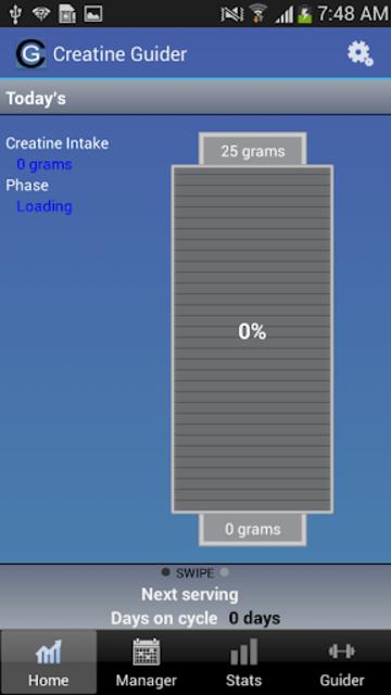 Creatine Guider screenshot 2