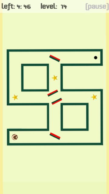 Maze-A-Maze (Ad-Free Version) screenshot 1