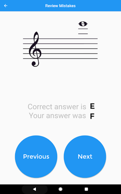 Music Tutor (Sight Reading) screenshot 19