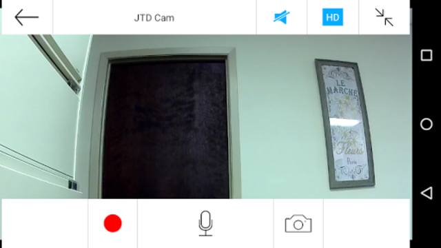 JTD Cam -Smart Camera App screenshot 4