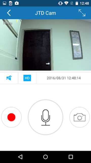 JTD Cam -Smart Camera App screenshot 3