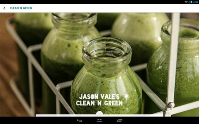 Jason Vale's 5:2 Juice Diet screenshot 4
