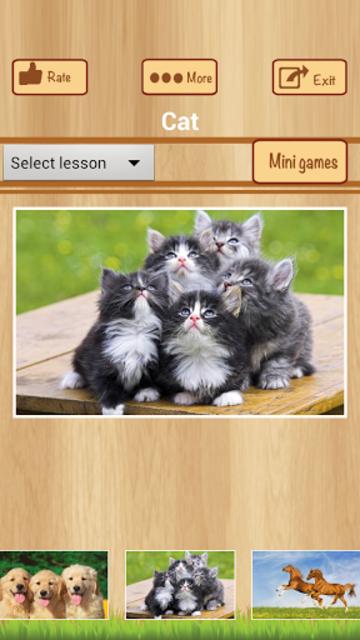 Learn English - Kids Apps screenshot 2