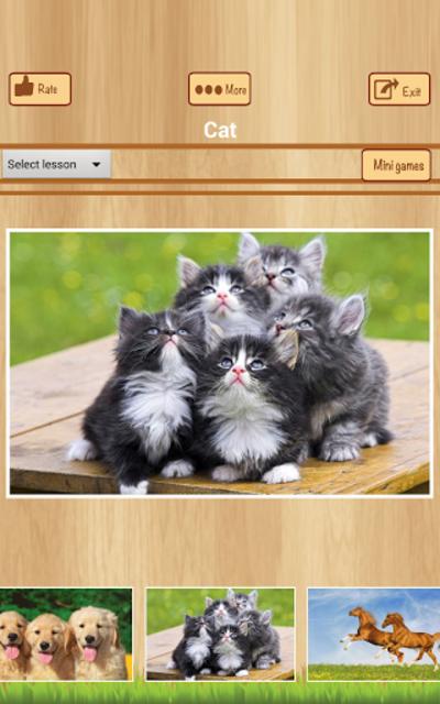 Learn English - Kids Apps screenshot 18