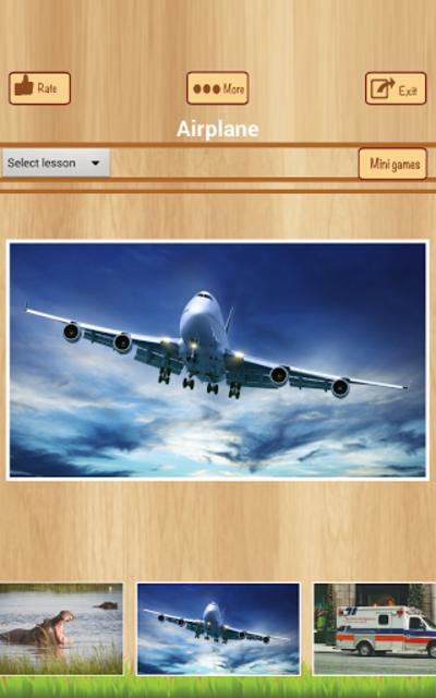 Learn English - Kids Apps screenshot 19