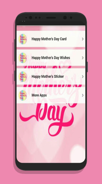 Happy Mother's Day Card screenshot 1