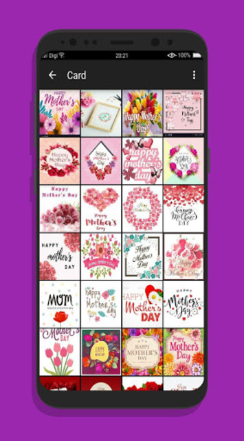 Happy Mother's Day Card screenshot 2