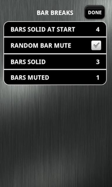 Time Trainer Metronome screenshot 2