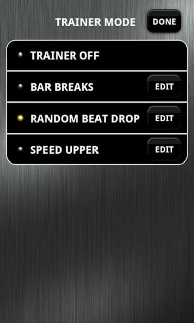 Time Trainer Metronome screenshot 3