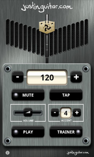 Time Trainer Metronome screenshot 1
