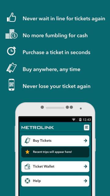 Metrolink screenshot 1
