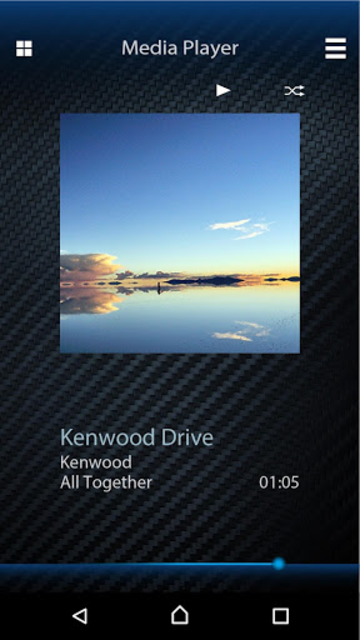KENWOOD Remote screenshot 1