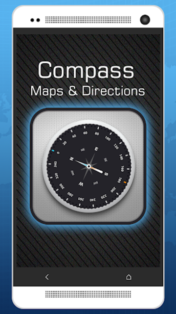 Compass - Maps & Directions screenshot 1