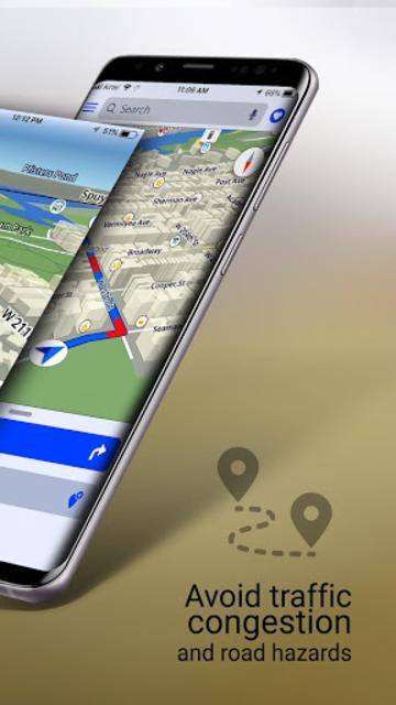 GPS Offline Maps, Directions - Explore & Navigate screenshot 10