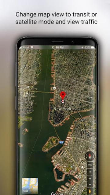GPS Offline Maps, Directions - Explore & Navigate screenshot 24