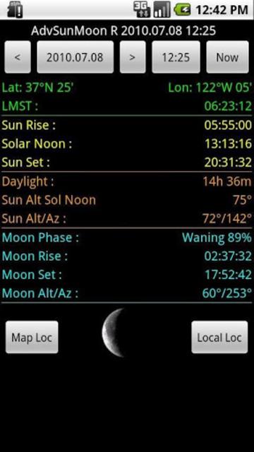 AdvSunMoon screenshot 1