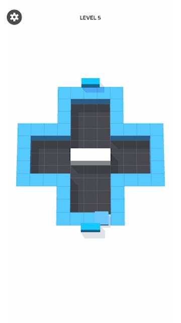 Fill Board 3D screenshot 2