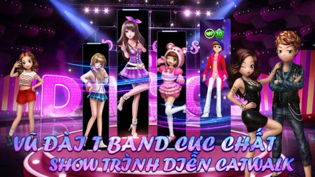 Super Dancer VN screenshot 3