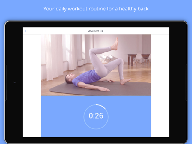 Back Pain Relief at Home - Kaia screenshot 6