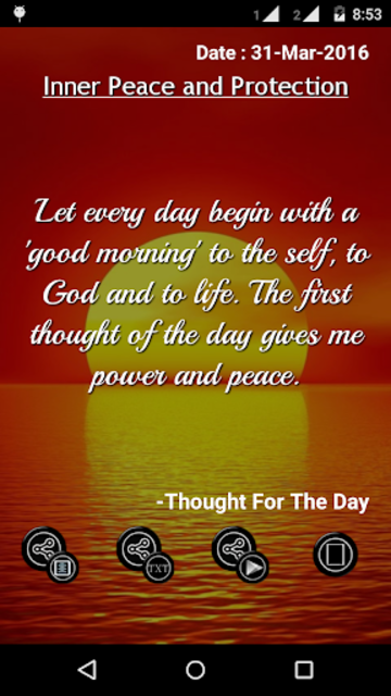 Thought For The Day screenshot 26