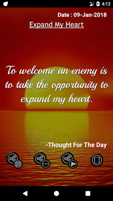 Thought For The Day screenshot 12