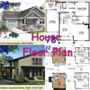 Icon for House Floor Plan