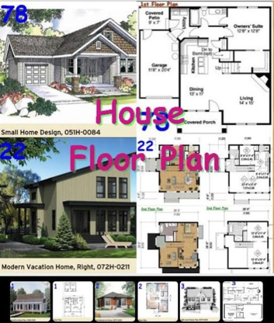 House Floor Plan screenshot 3
