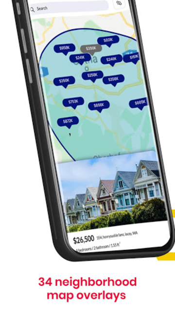 Real Estate: Homes for Sale and Rent, Property screenshot 3