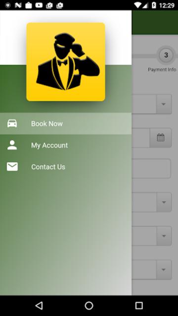 DriveNot Passenger Demo screenshot 2