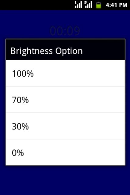 Blue Light screenshot 3