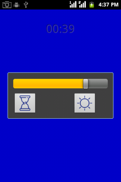 Blue Light screenshot 7