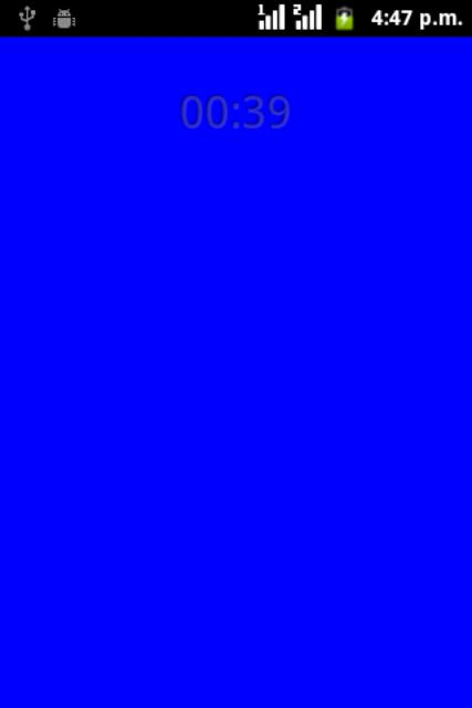 Blue Light screenshot 8