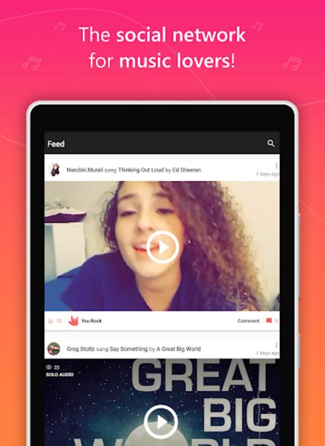 Karaoke One lyrics and songs screenshot 9