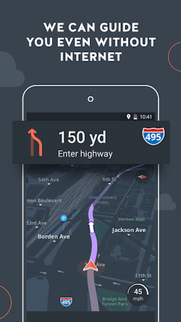 GPS Navigation System, Traffic & Maps by Karta screenshot 3
